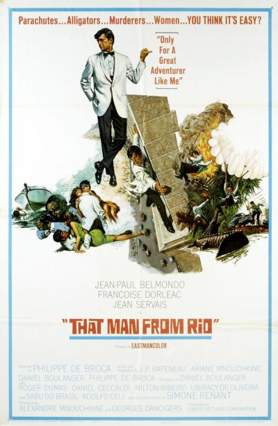 that man from rio poster