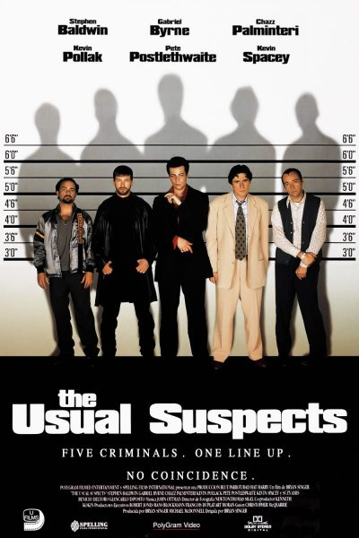 usual suspects poster