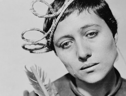 The Passion of Joan of Arc – 1928 Dreyer