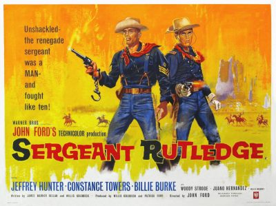 sergeant rutledge poster