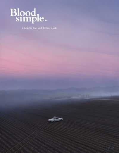 Blood Simple Poster 'Ray'