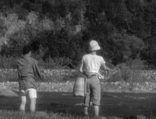 A Story of Floating Weeds – 1934 Ozu