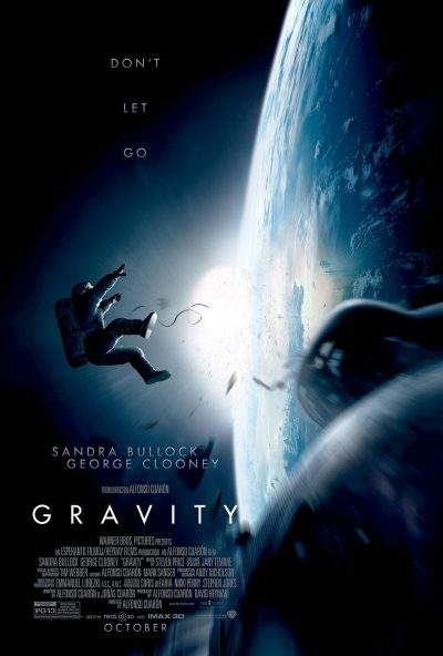 gravity poster 3rd try