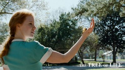 jessica chastain tree of life