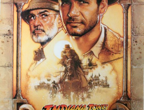 Indiana Jones and the Last Crusade – 1989 Spielberg