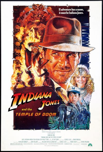 temple of doom poster use this