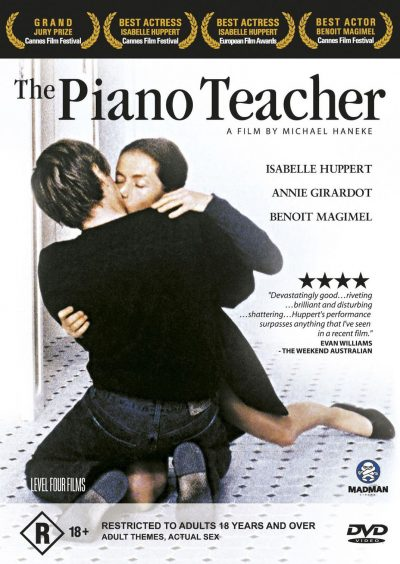 the piano eacher poster