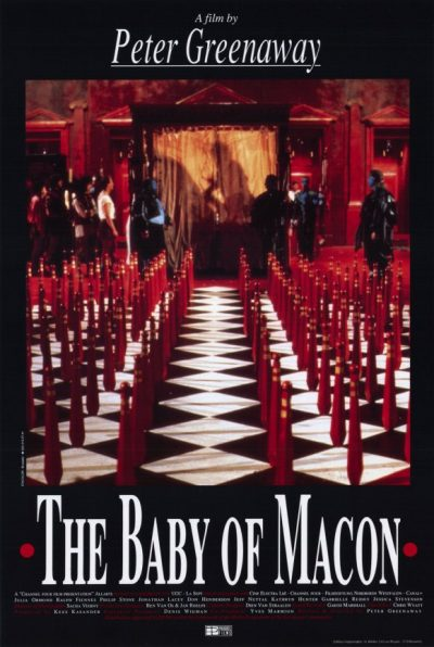 baby of macon poster