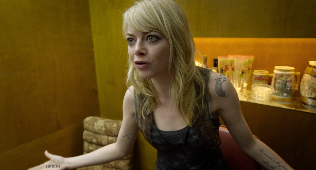 The 58th Best Actress Of All Time Emma Stone