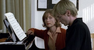 isabelle huppert in the piano teacher