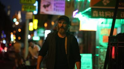you were never really here phoenix on street