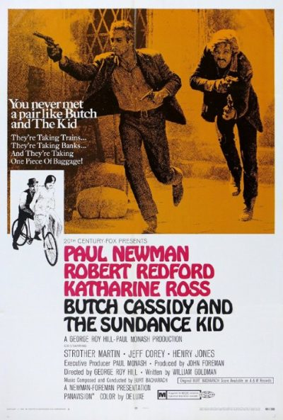 butch cassidy poster