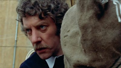 donald sutherland don't look now
