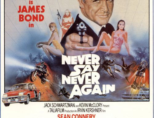 Never Say Never Again – 1983 Kershner