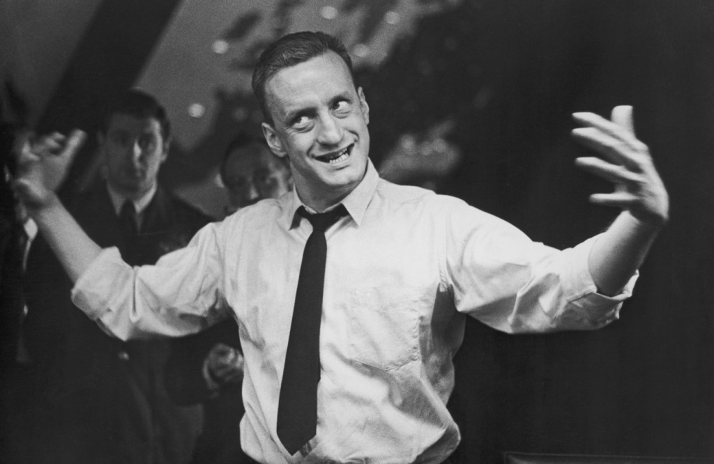 George c scott the hustler are