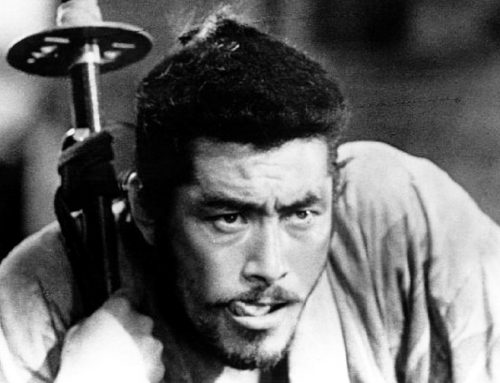 The 8th Best Actor of All-Time: Toshirô Mifune