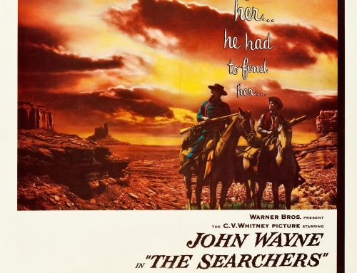 The Searchers – 1956 Ford