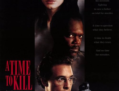 A Time to Kill – 1996 Schumacher