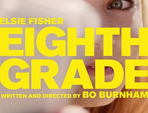 Eighth Grade – 2018 Burnham