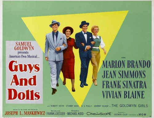 Guys and Dolls – 1955 Mankiewicz