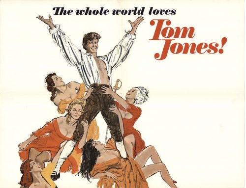 Tom Jones – 1963 Richardson