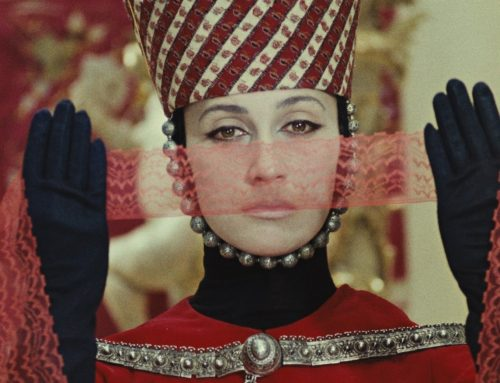 The Color of Pomegranates – 1969 Parajanov
