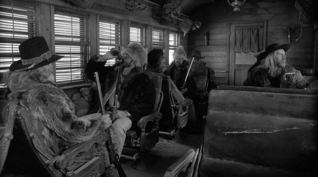 This image has an empty alt attribute; its file name is dead-man-train-interior-1024x571.jpg