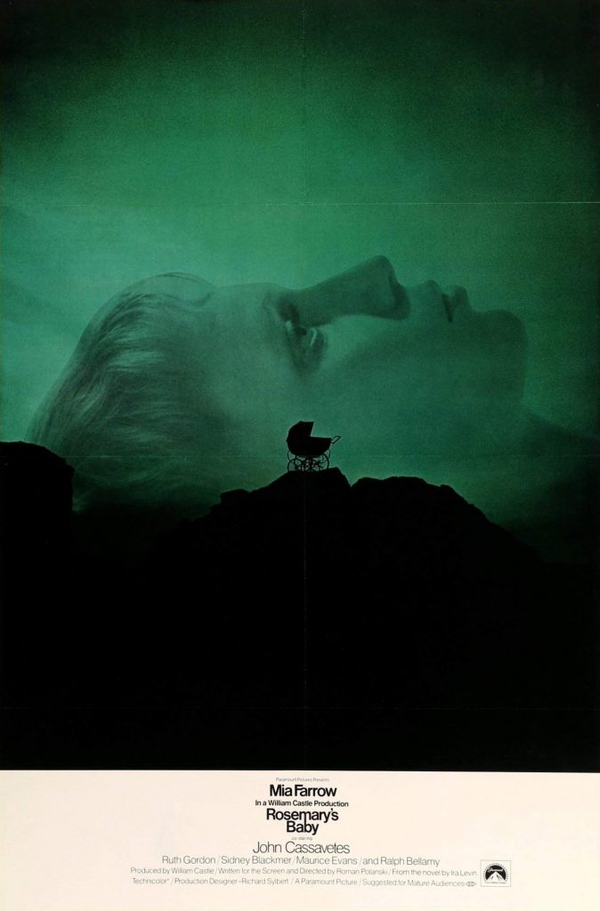 This image has an empty alt attribute; its file name is rosemarys-baby-poster-polanski-674x1024.jpg