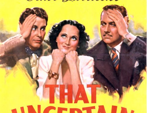 That Uncertain Feeling – 1941 Lubitsch