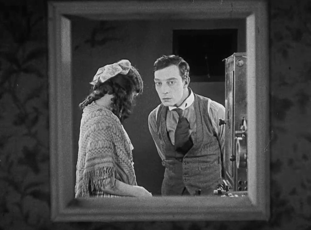 This image has an empty alt attribute; its file name is buster-keaton-sherlock-jr.jpg