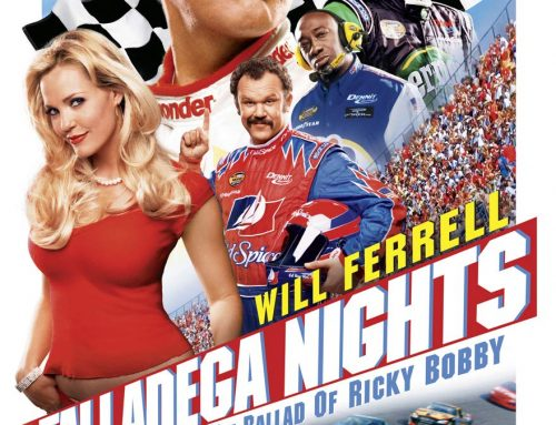 Talladega Nights: The Ballad of Ricky Bobby – 2006 McKay