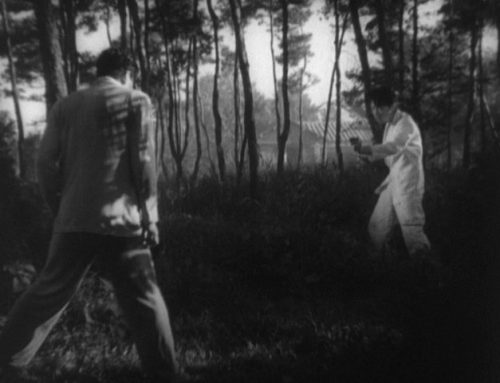 Stray Dog – 1949 Kurosawa