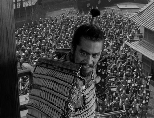 Throne of Blood – 1957 Kurosawa