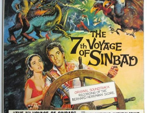 The 7th Voyage of Sinbad – 1958 Juran