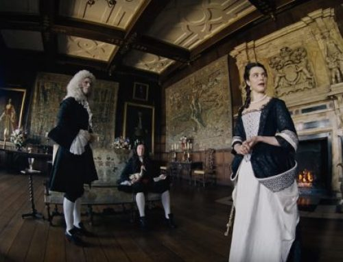 The Favourite – 2018 Lanthimos