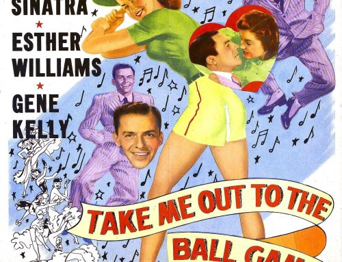 Take Me Out to the Ball Game – 1949 Berkeley