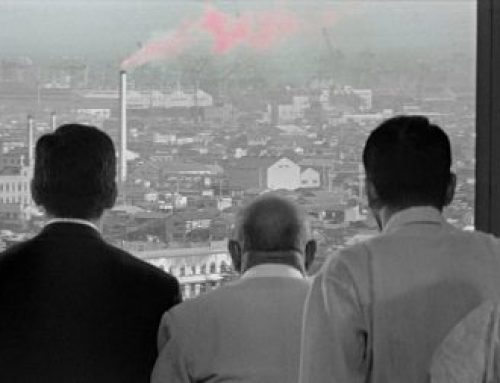 High and Low – 1963 Kurosawa