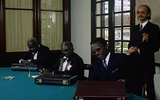 Xala – 1975 Sembene